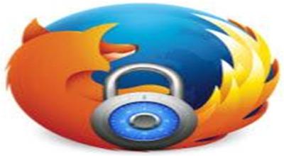 اغلاق متصفح فايرفوكس بكلمة سر