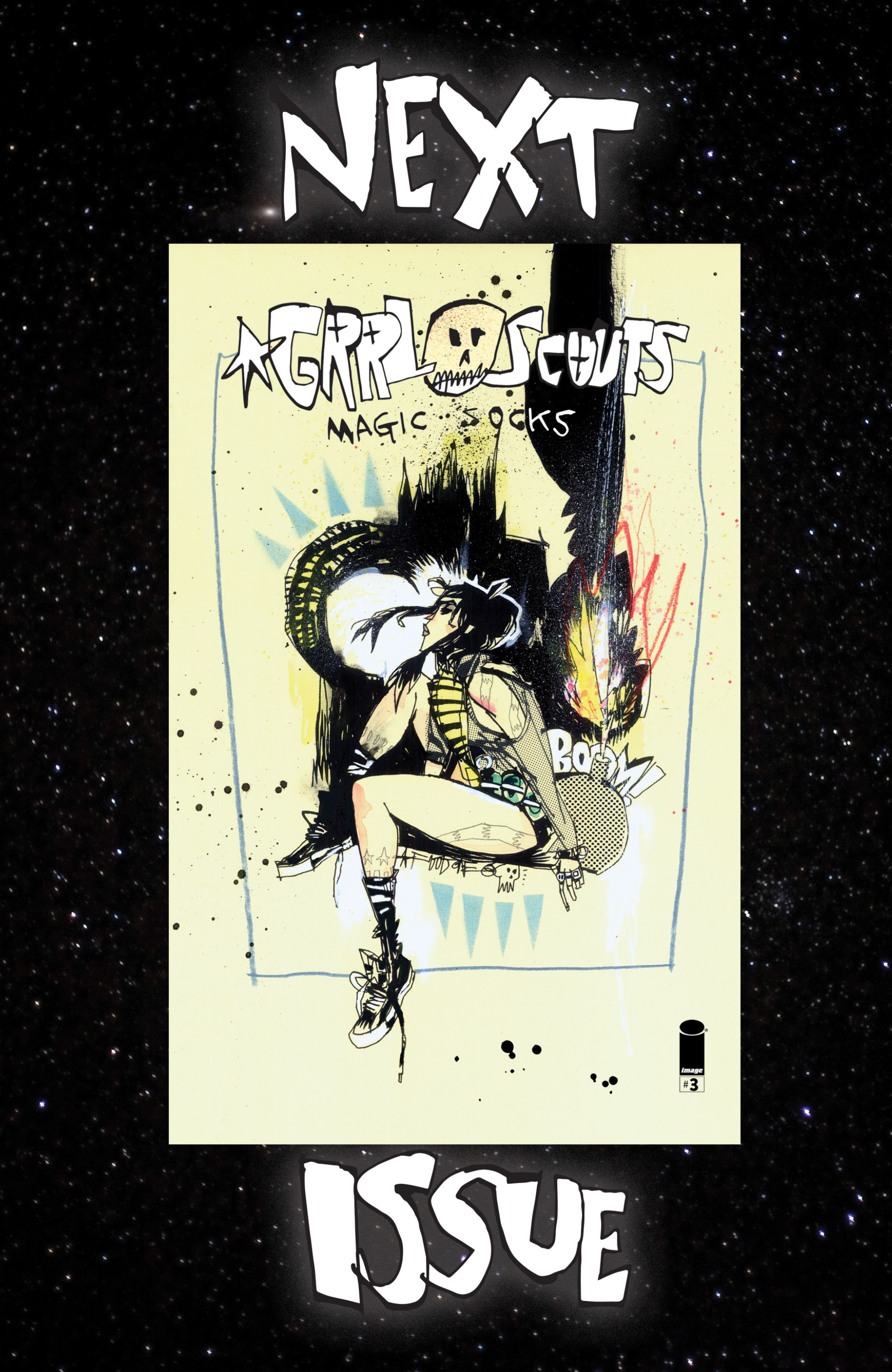 Read online Grrl Scouts: Magic Socks comic -  Issue #2 - 29