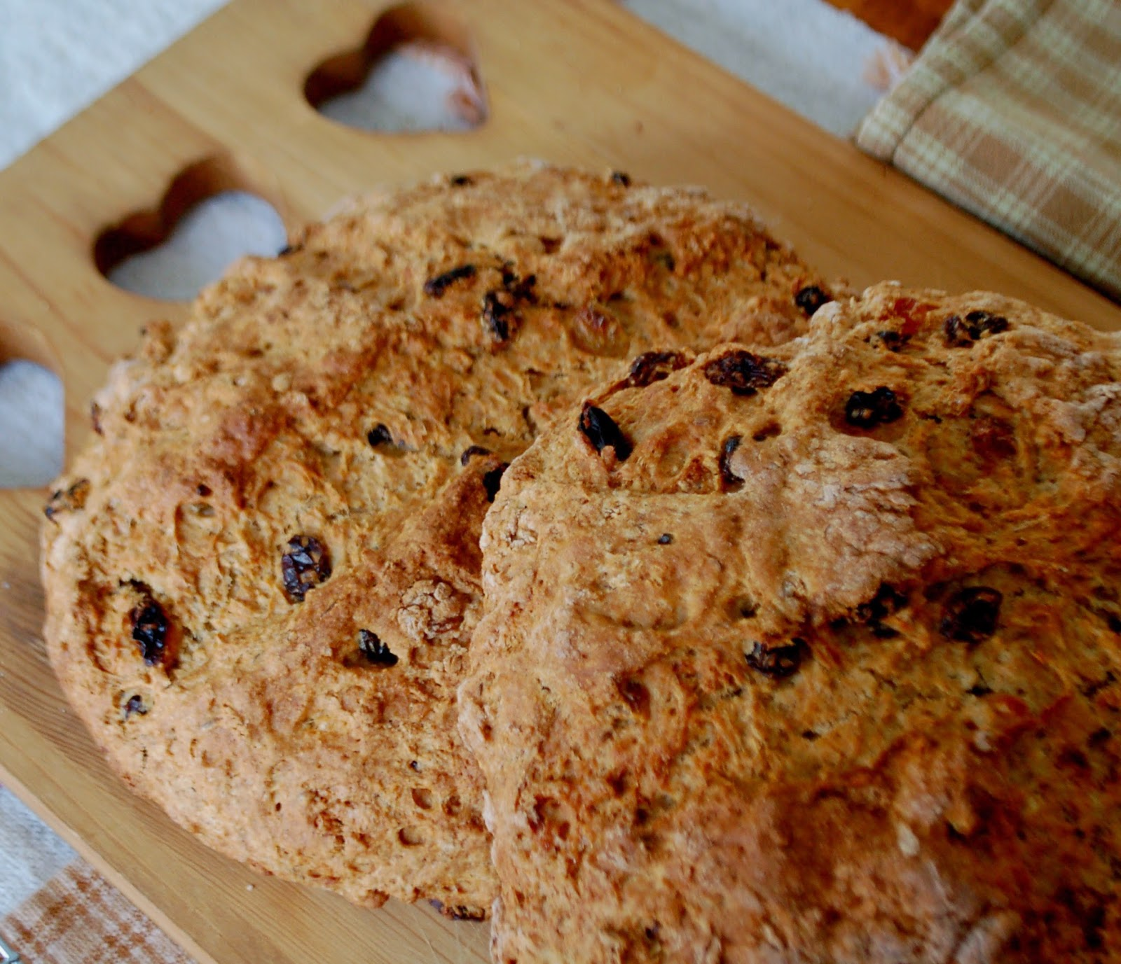 The Spice Garden: Irish Soda Bread with Caraway and Drambuie