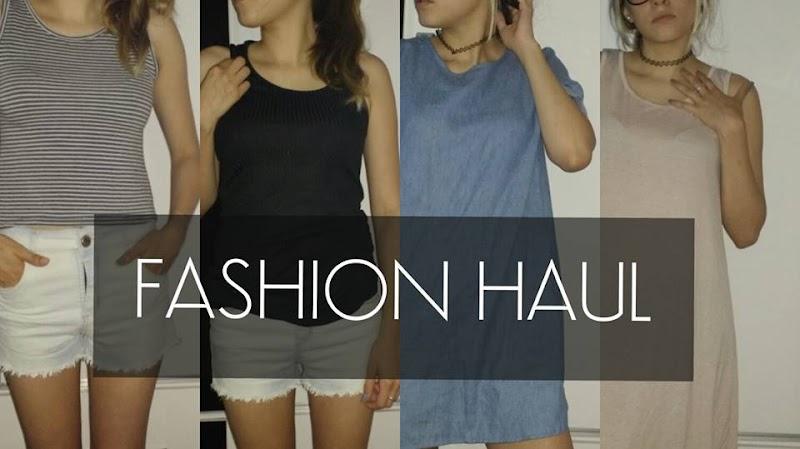 FASHION HAUL + LOCALES FAVORITOS AVELLANEDA
