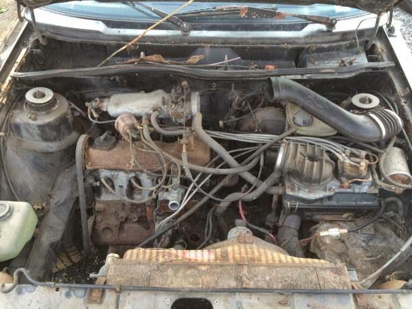 Vw Rabbit Gti Mk Engine