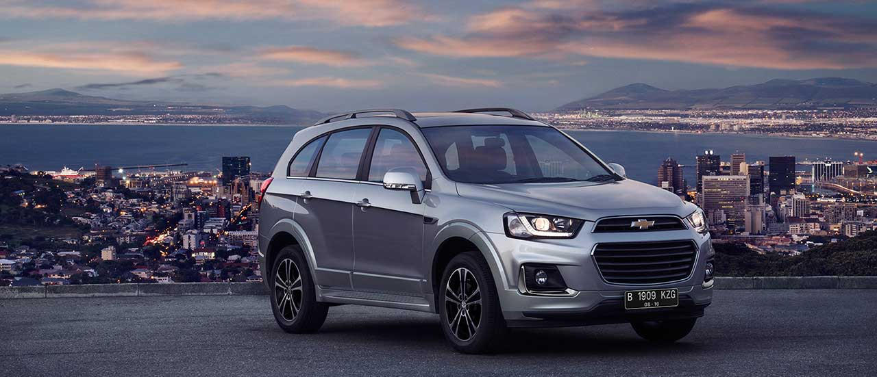 Harga Dan Spesifikasi Mobil Chevrolet Captiva Januari 2018 Fajar