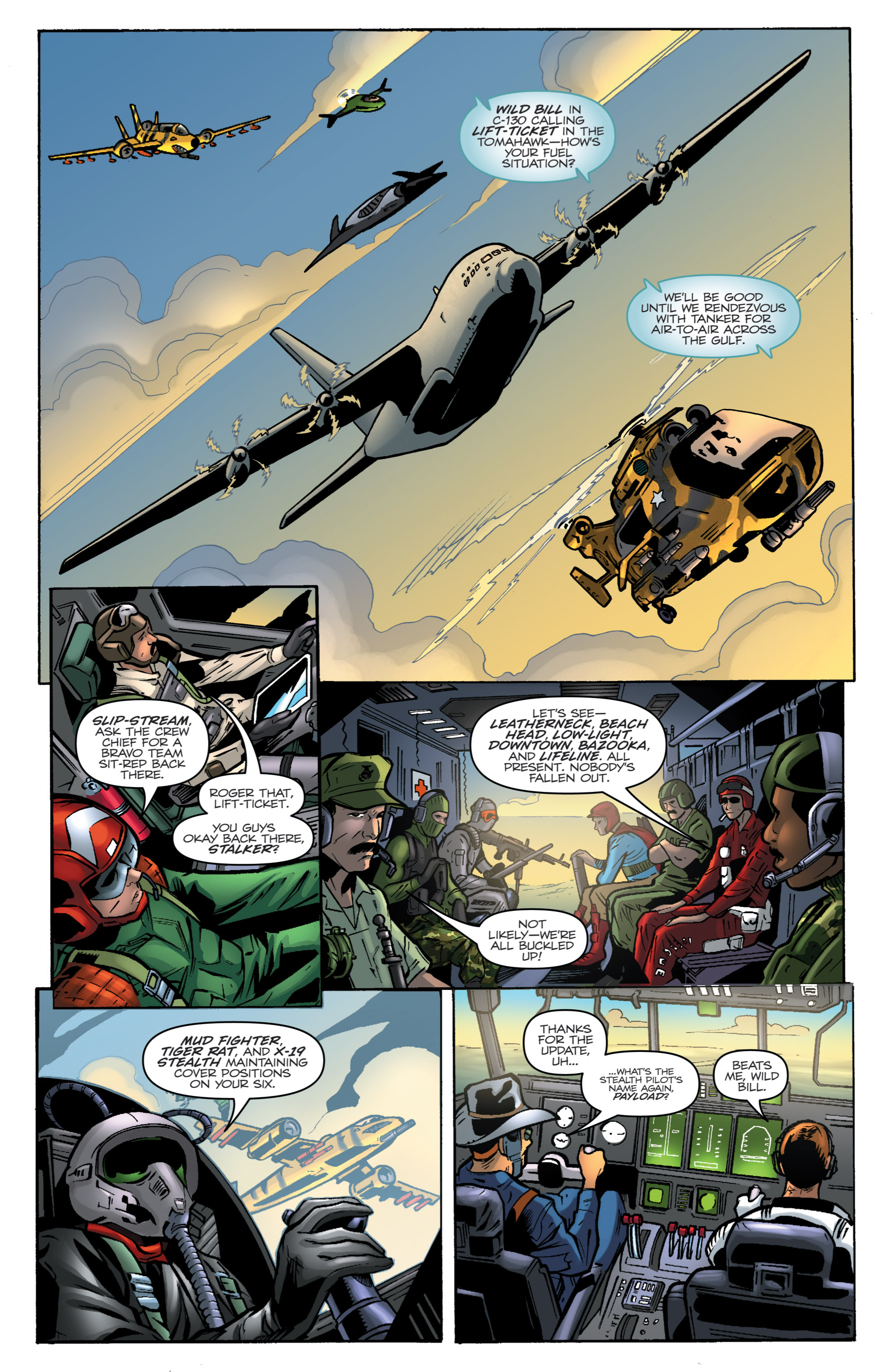 G.I. Joe: A Real American Hero 194 Page 4