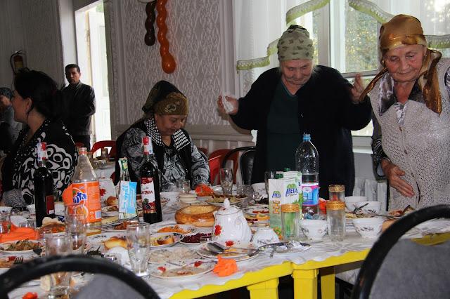 Ouzbékistan, Richtan, mariage, © L. Gigout, 2012