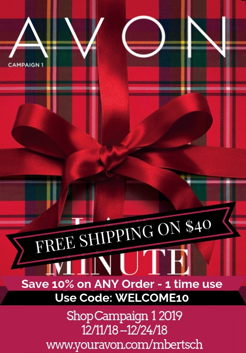 Avon Catalog Campaign 1 2019 - Current Brochure Online - Shop Avon online 12/11 - 12/24/2018 #Avon #AvonRepresentative #AvonCatalog #ShopAvonOnline #AvonLady #AvonOnline #AvonBrochure #beautymakeup #beautyhacks