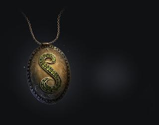 Medaglione di Serpeverde