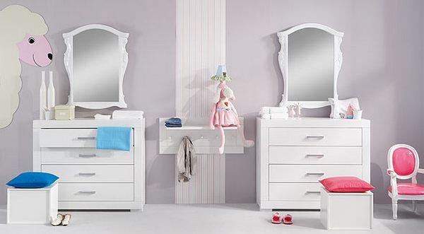 Dormitorios para ni o y ni a - Habitacion nino y nina ...
