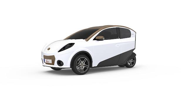 La voiture électrique ECAR