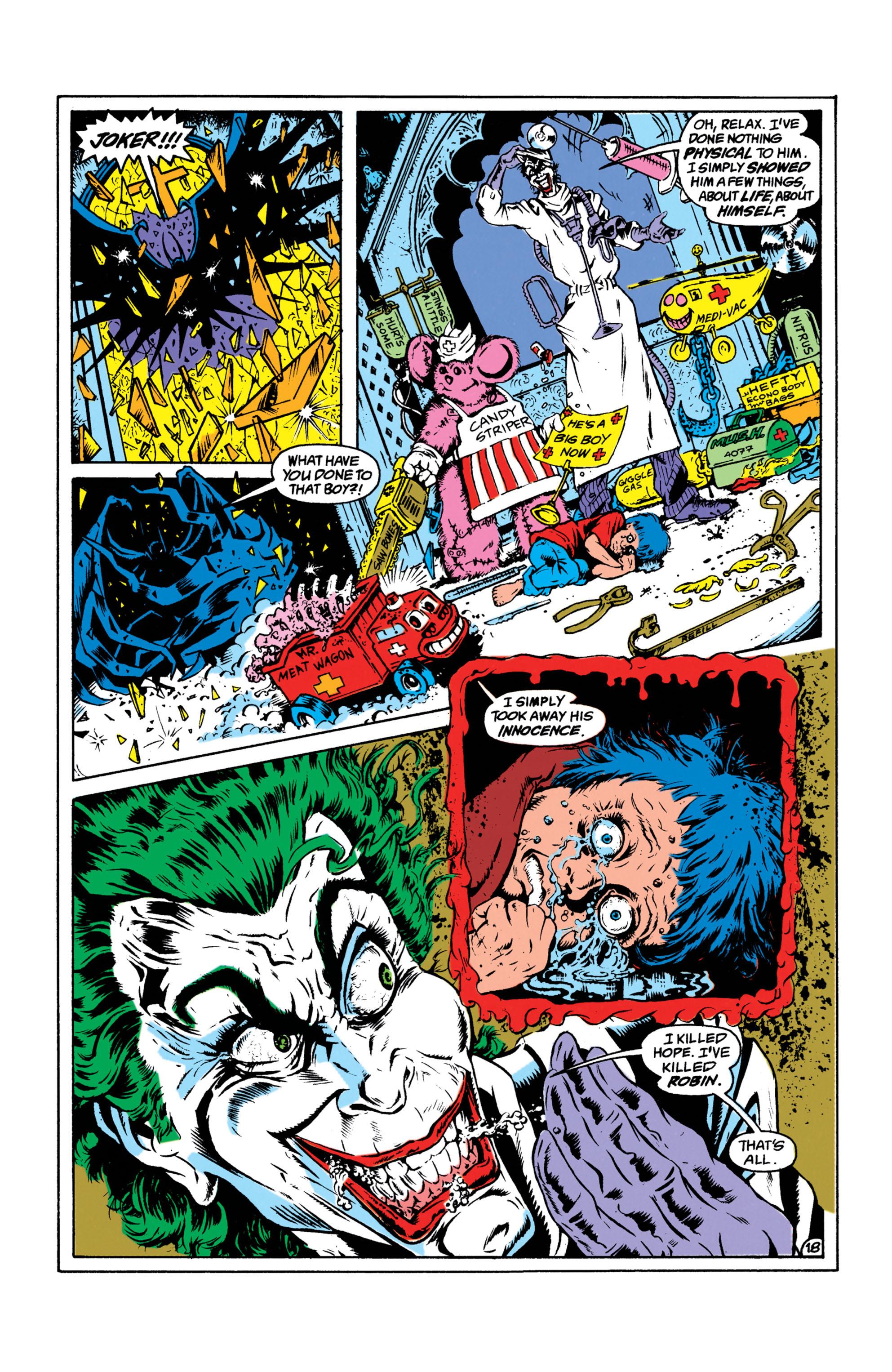 Detective Comics (1937) 623 Page 18