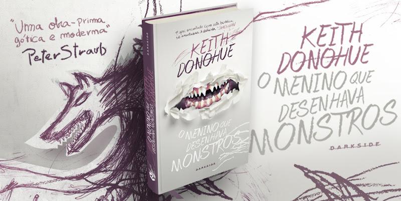 O Menino que Desenhava Monstros é uma história de horror clássica que vai te hipnotizar