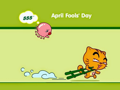 Make April Fools  Funny Personal Facebook Statuses On April Fools Day