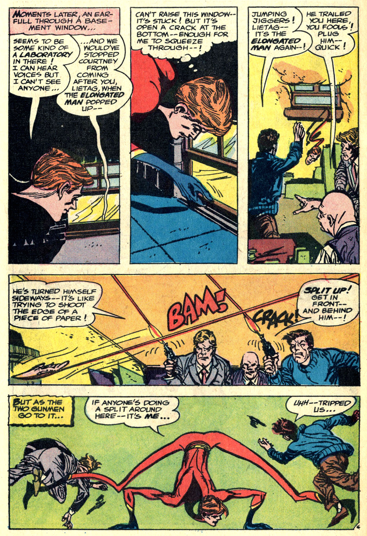 Detective Comics (1937) 354 Page 27