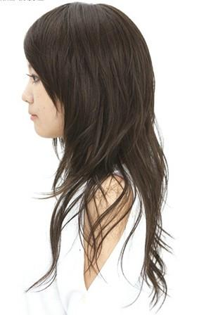 """baba fashion  funfair"""" asian long hairstyles for girl"""