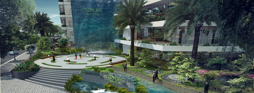 Sidder Chung cư EcoLife Tây Hồ
