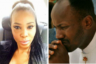 Apostle Suleiman is innocent and I don't know Festus Keyamo -Alleged lover confesses | Nigerian: Breaking News In Nigeria