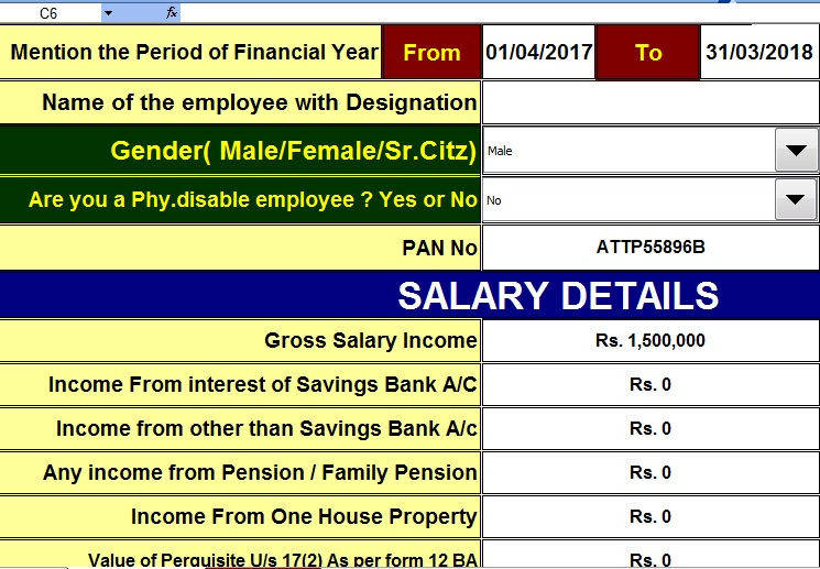 2018 paycheck withholding calculator