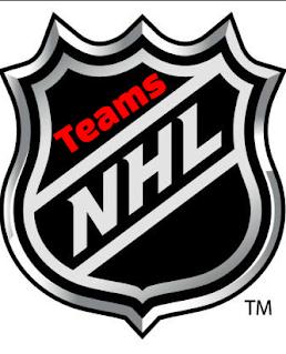 nhl, teams, new nhl teams, nhl teams by division, alphabetical order, list.