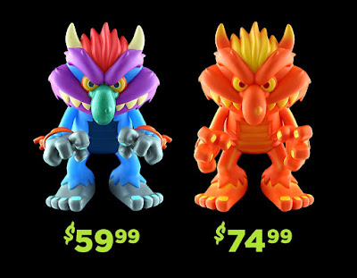 My Pet Monster Vinyl Figure by Creepy Company - Classic & Shackles Editions