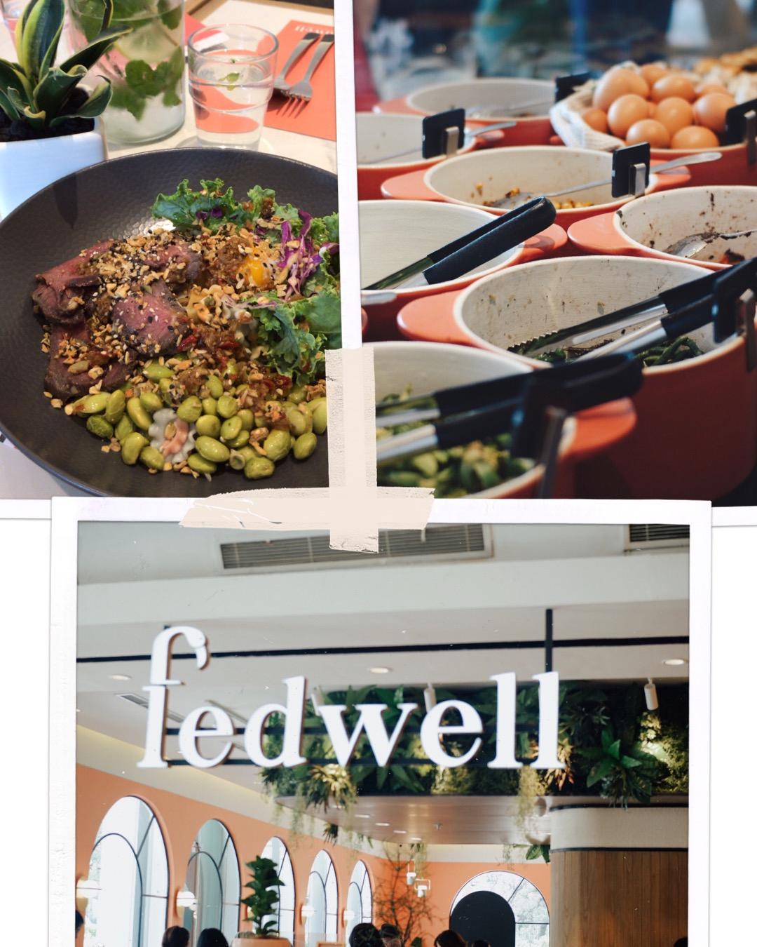 sabesabrina: Makan Sehat dan Enak di Fedwell Jakarta - Sudirman