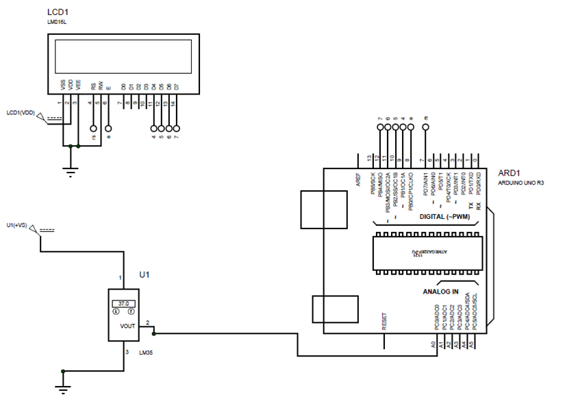 electronics projects and news  arduino temperature sensor