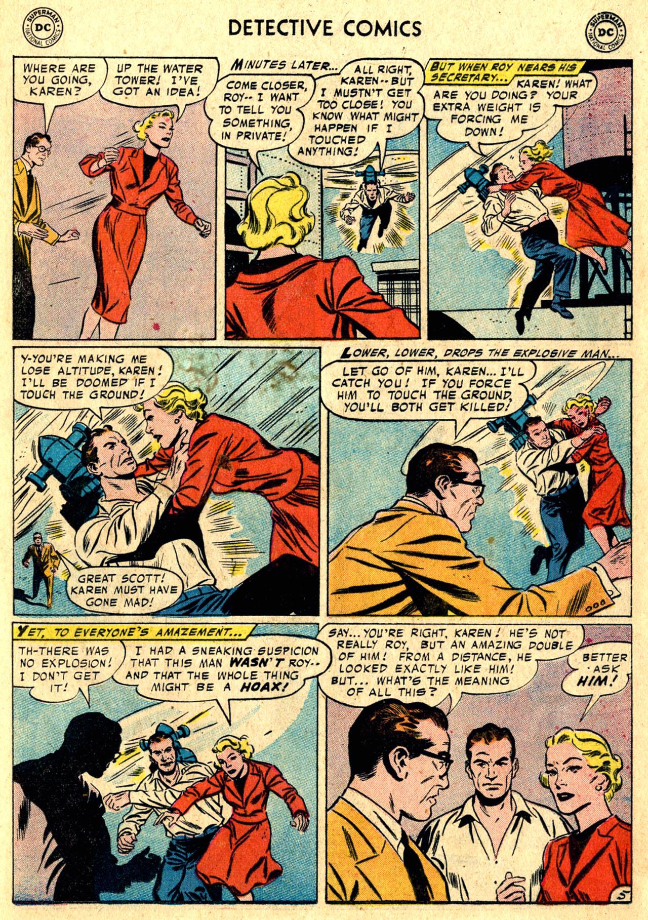 Read online Detective Comics (1937) comic -  Issue #241 - 21