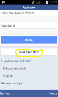 Download Aplikasi Facebook Lite Versi Baru
