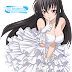 Tags: Render, Black hair, Cleavage, Dress, High School DxD, Large Breasts, Long hair, Pantyhose, Raynare, Very long hair, White Legwear