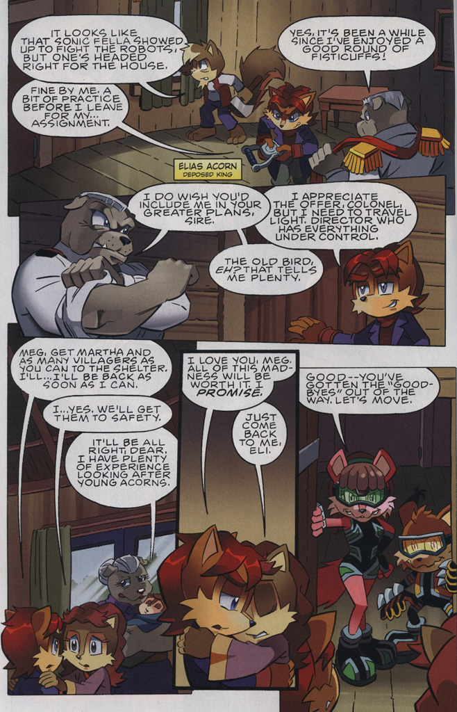 Read online Sonic The Hedgehog comic -  Issue #239 - 10
