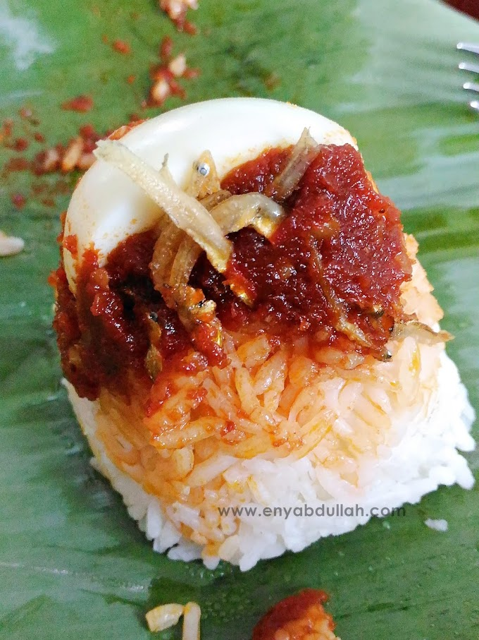 Penjual Nasi Lemak Ini Caranya Buat Nasi Lemak Lebih Sedap