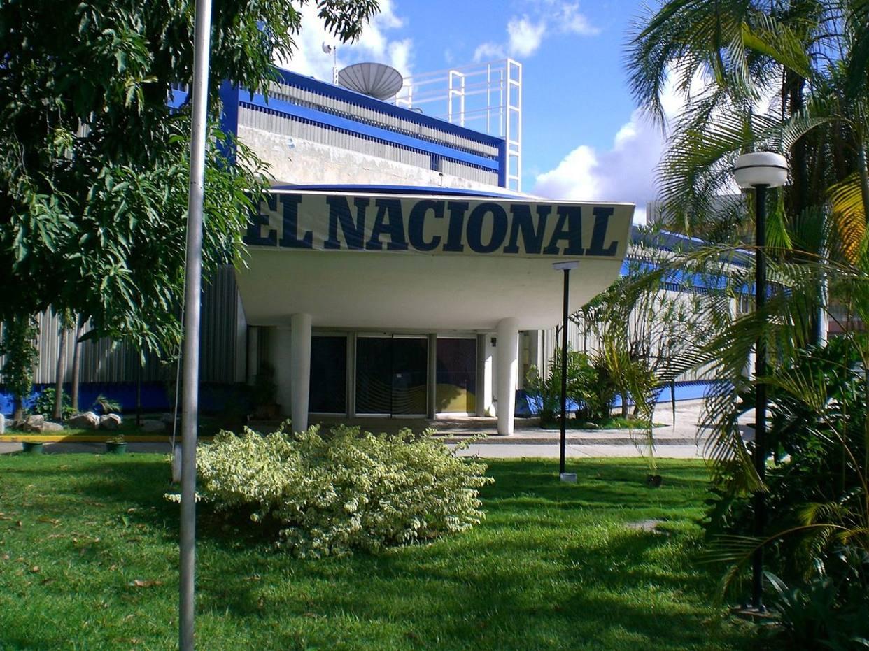 El periódico venezolano tiene 74 años y lleva la defensa de un caso penal desde 2015 / EL NACIONAL