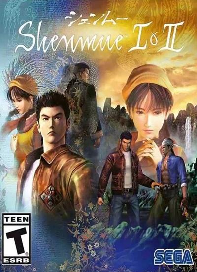 โหลดเกมส์ Shenmue I & II