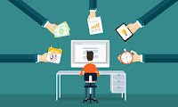 trik menghasilkan uang dari mesia sosial
