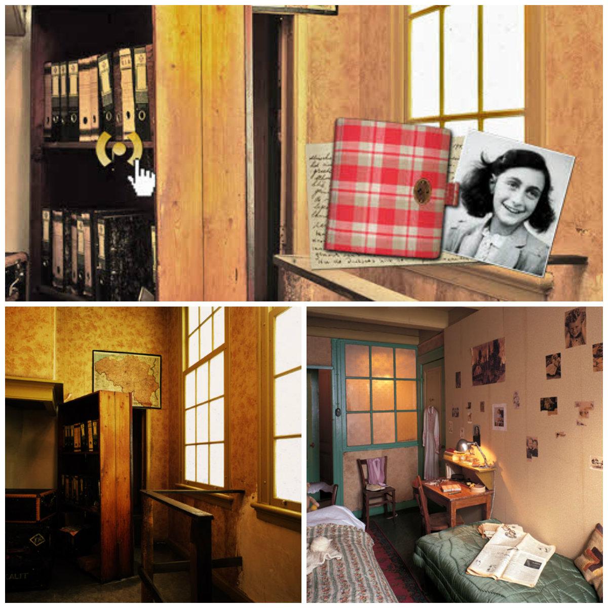 Citaten Van Anne Frank : Klas sintmichiel het verhaal van anne frank