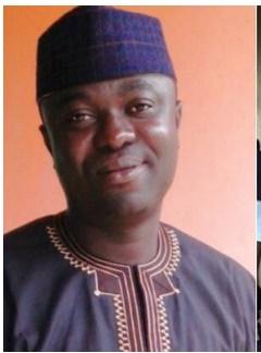 Meet  Evans' lawyer, Ogungbeje, who loves  fighting for  false cases