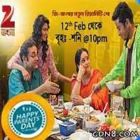 Happy Parents Day - Zee Bangla TV Show