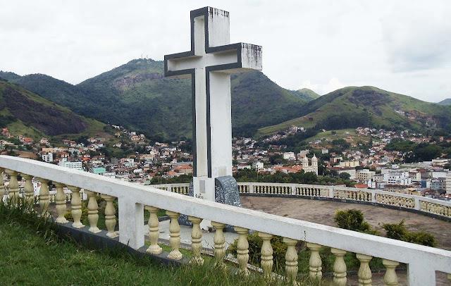 Mirante do Cruzeiro - Valença - RJ