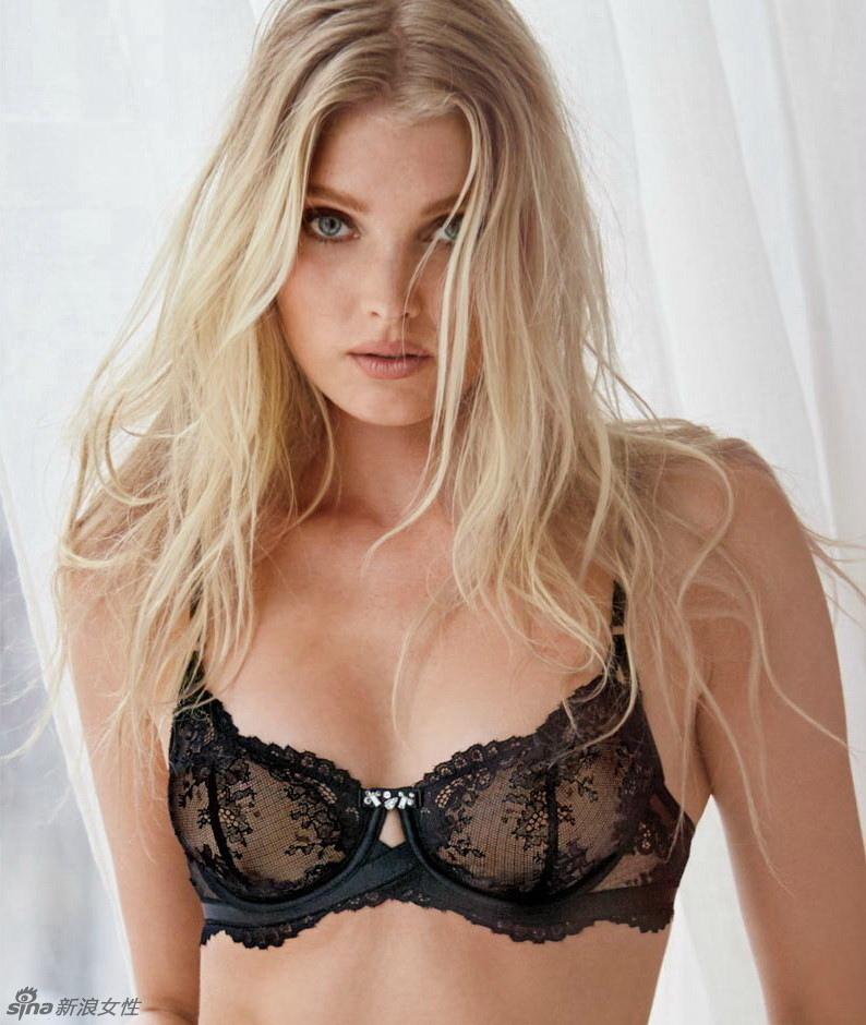 Victoria's secret autumn and winter 2015 rwear supermodel overflowing beauty