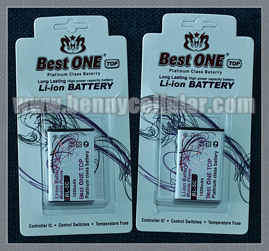 BATTERY BEST ONE TOP BL-5C