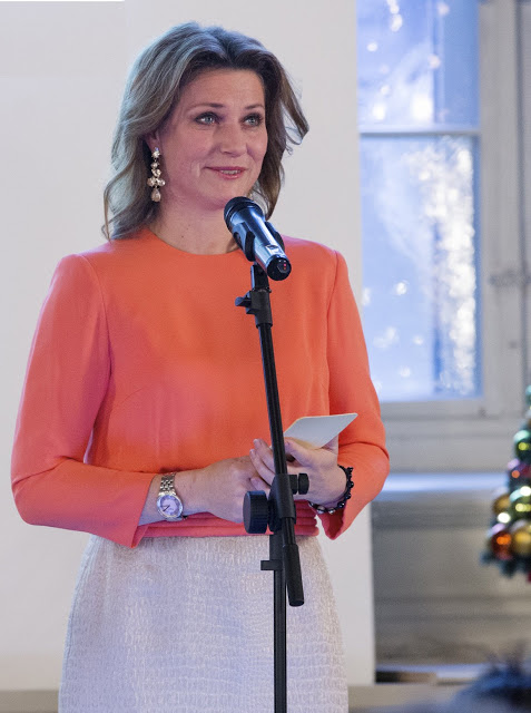 Princess Märtha Louise Attended A Conference In Oslo