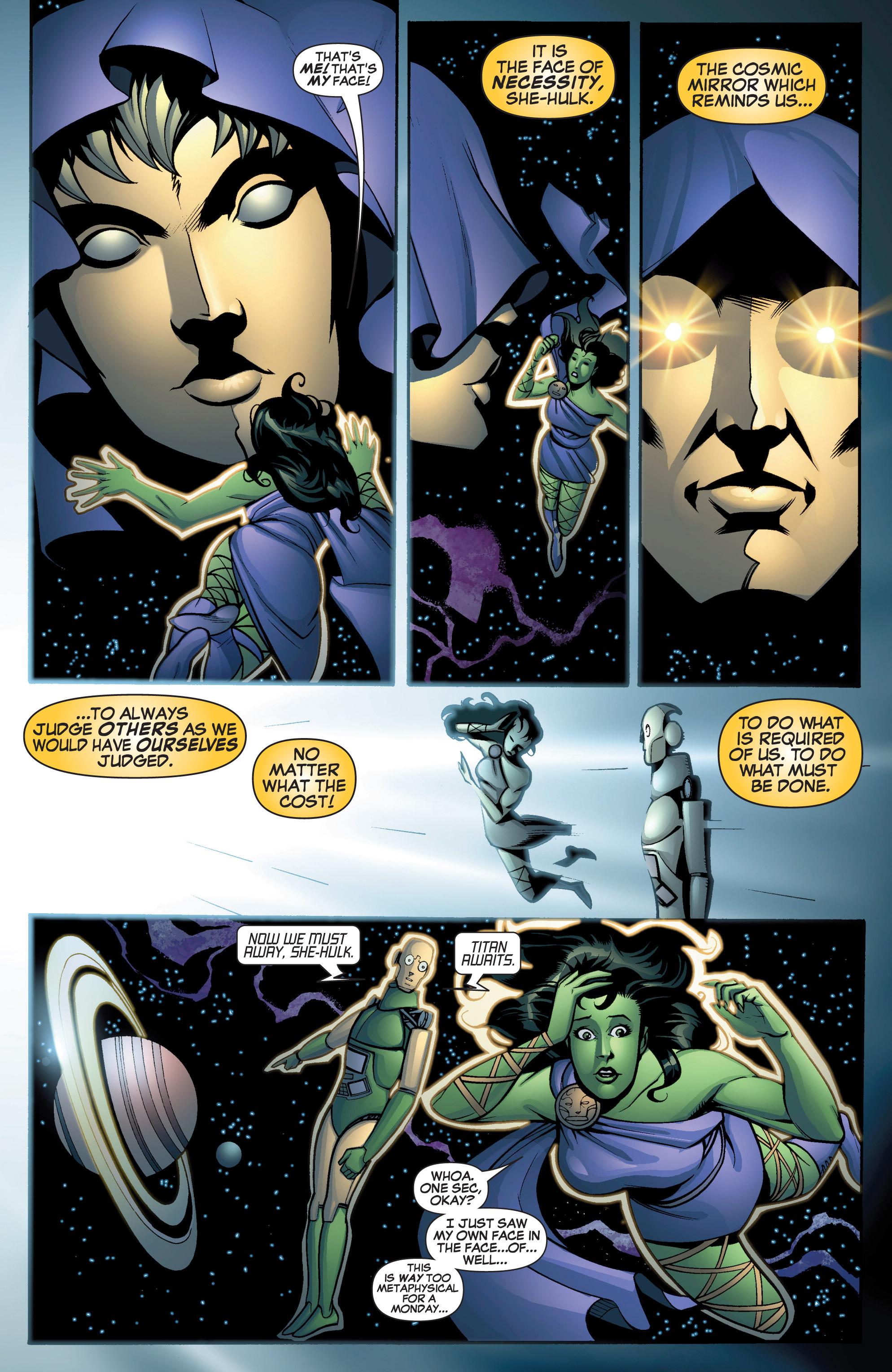 Read online She-Hulk (2005) comic -  Issue #12 - 10
