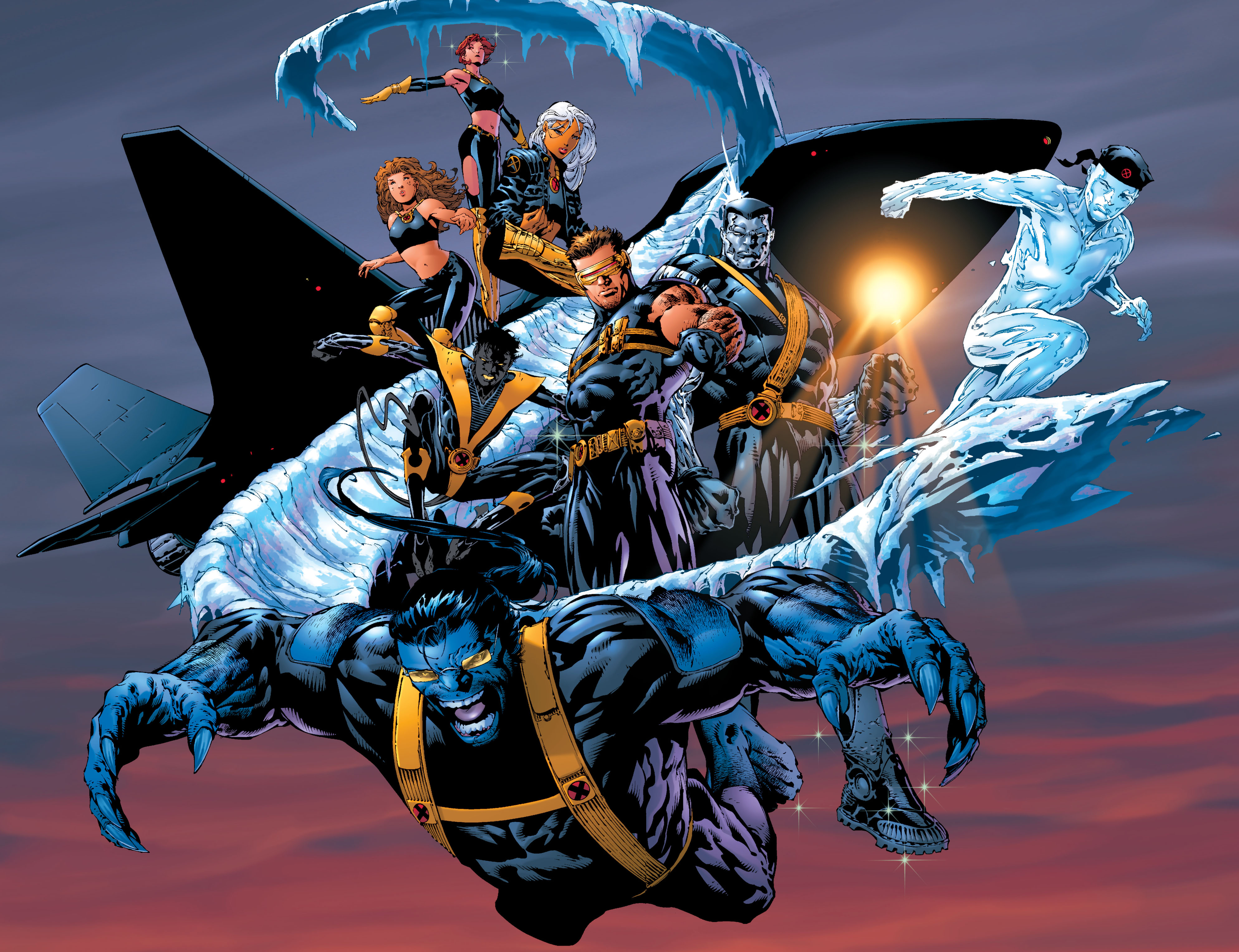 Read online Ultimate X-Men comic -  Issue #37 - 20