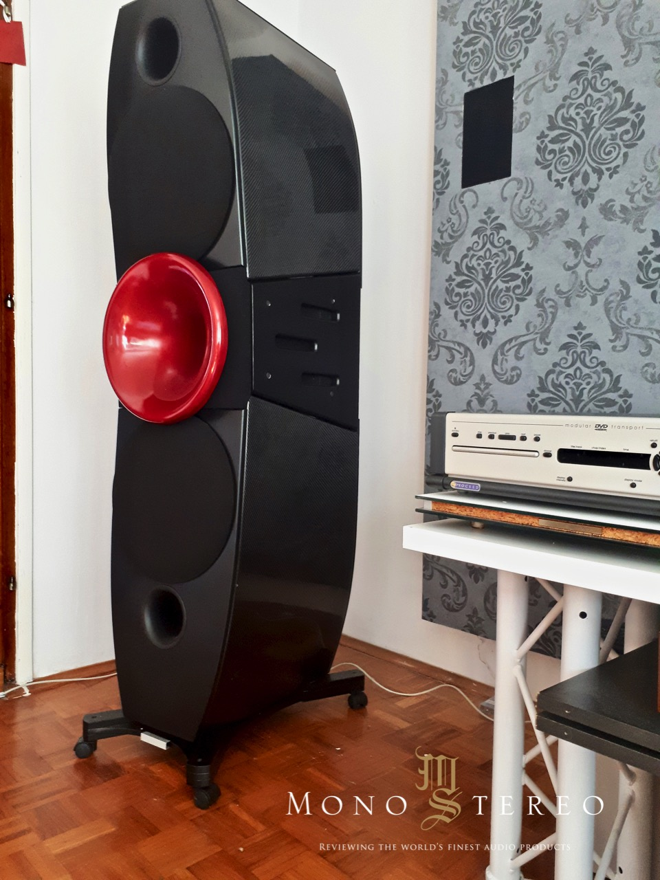 Mono and Stereo High-End Audio Magazine: NEW DACHORN KRON