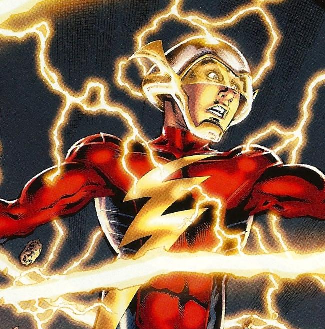 Terrific Powers Mr