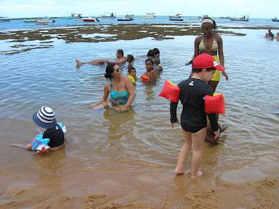 Piscina natural, Praia do Forte, Brasil, La vuelta al mundo de Asun y Ricardo, round the world, mundoporlibre.com