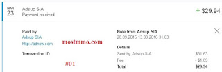 Adnow payment proofs 1