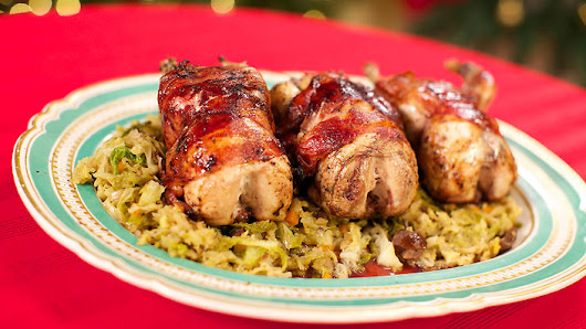 Roasted Partridge with Peverada         |          Healthy Meals Club
