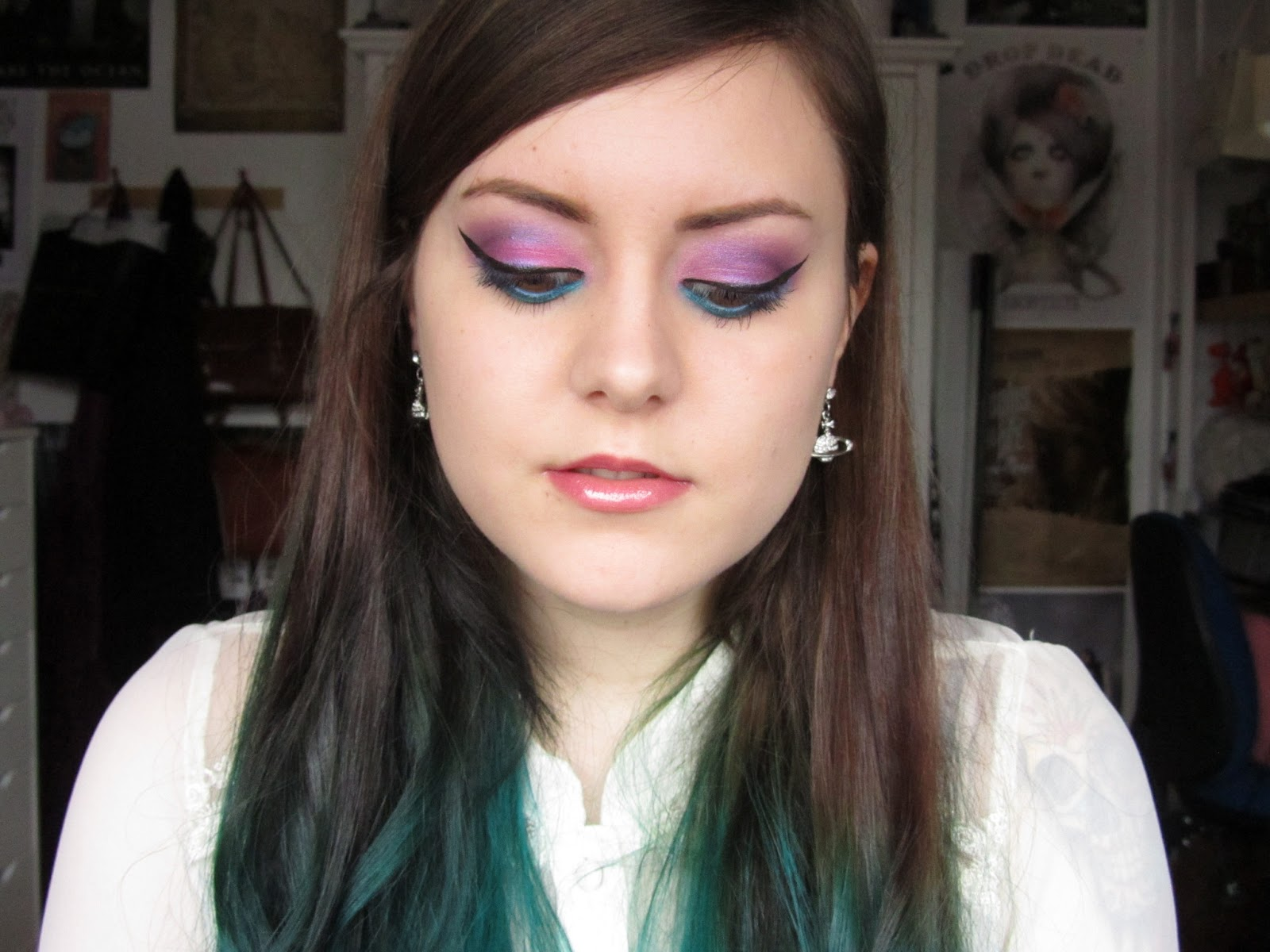 J. Lo Inspired Bronze Glow | Urban Decay Naked Palette