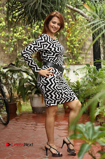 Actress Saloni Latest Pos in Short Dress  0320.JPG