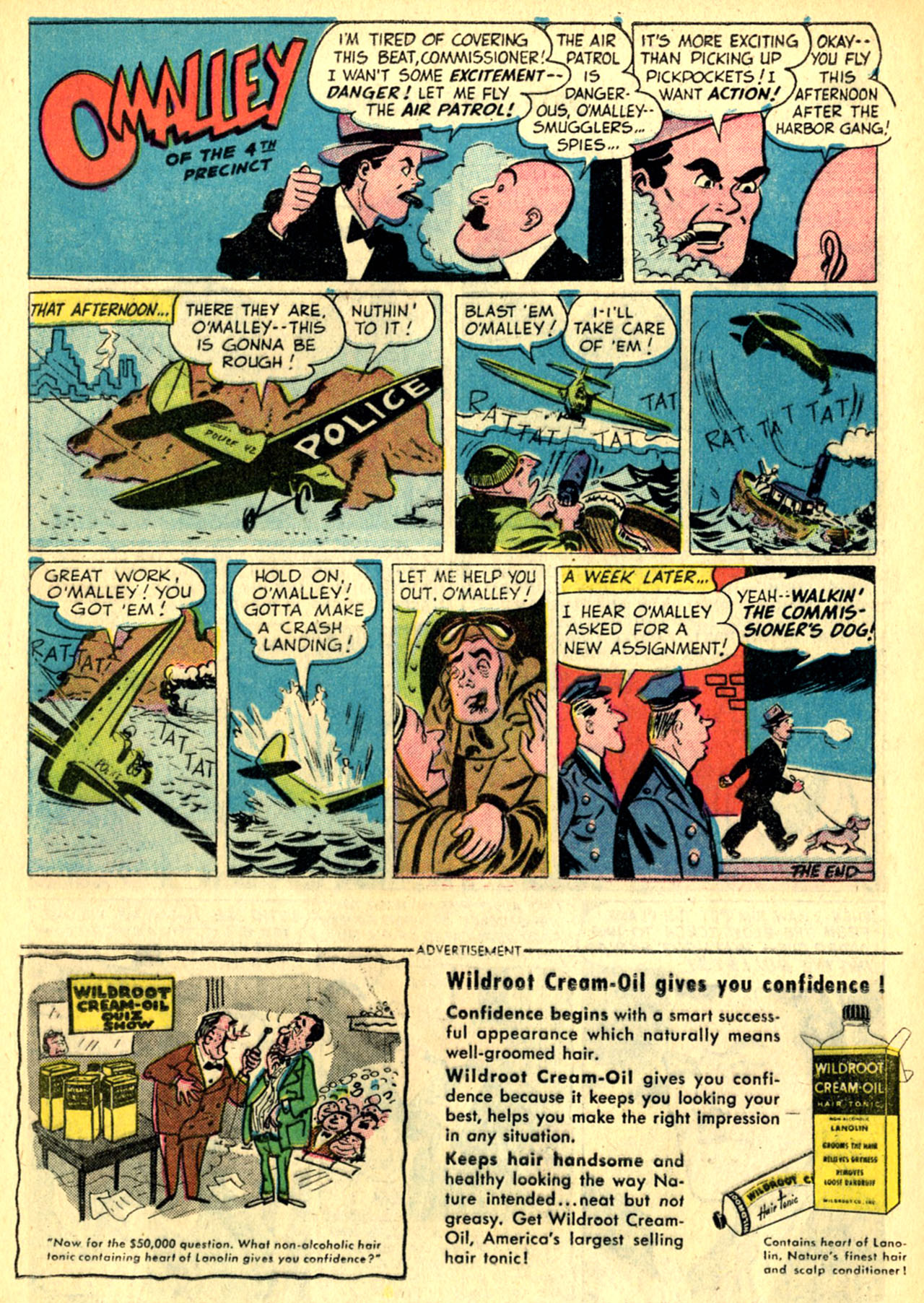 Detective Comics (1937) 232 Page 22