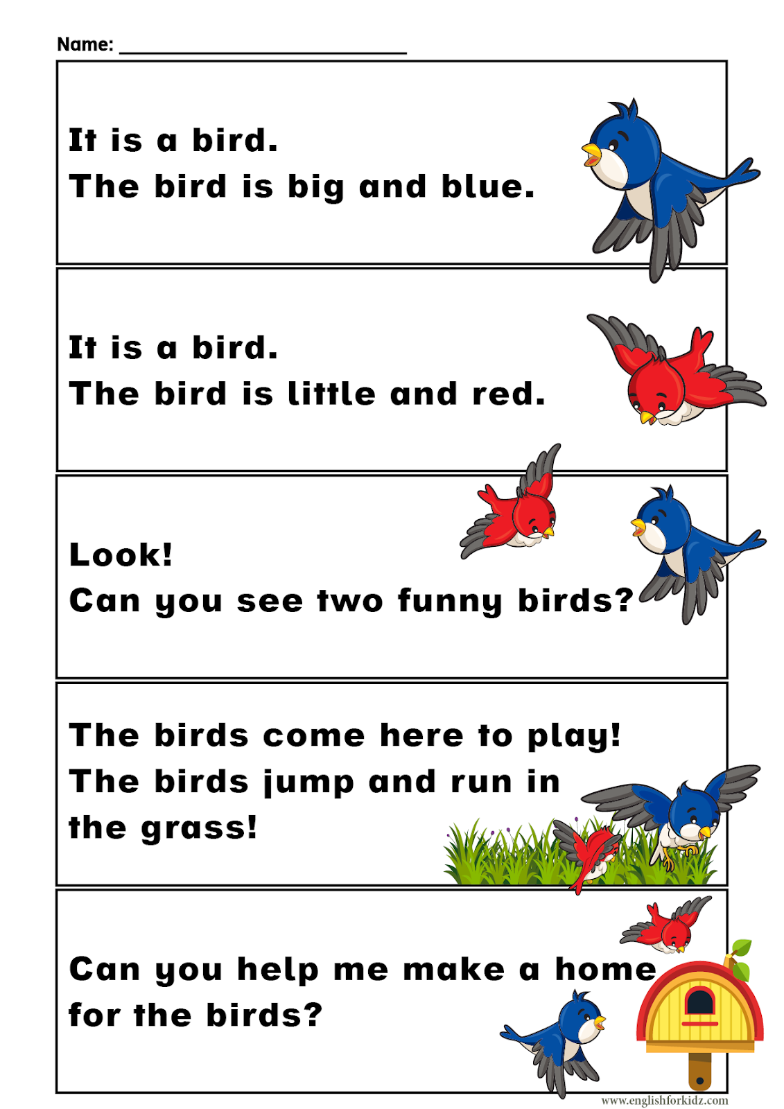 - Sight Words Reading Passages And Worksheets: Pre-Primer.